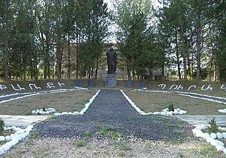 Rind, Armenia - Glory park in Rind