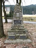 Memorial stone for victims of fascism
