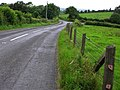 Road at Unagh - geograph.org.uk - 493643.jpg