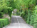 Road leaving Charminster - geograph.org.uk - 1869022.jpg