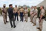 Robert Downey Junior visits the Embassy (26473787541).jpg