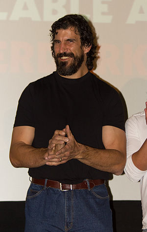 Robert Maillet - Maillet at the Monster Brawl premiere in 2011