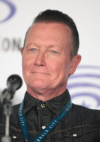 Robert Patrick - Patrick at the 2016 Wondercon