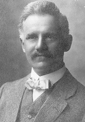 Robert Black (mayor) - Image: Robert Sheriff Black