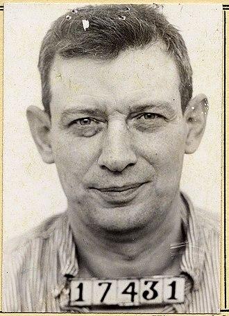 Robert Stroud - Image: Robert Stroud c.1930s