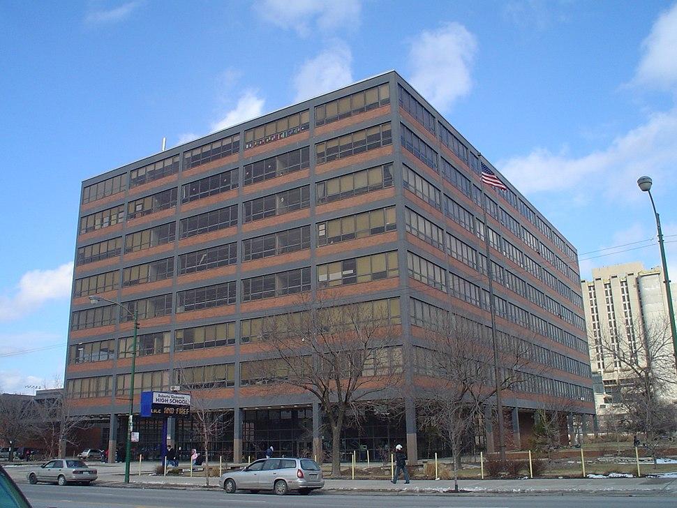 Roberto Clemente Community Academy, Chicago (2006)