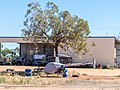 Robinson R22 Beta VH-SLH Boulia Caravan Park Diamantina Developmental Road Boulia Queensland P1060886.jpg