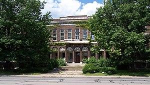 Eastman Dental Dispensary - Image: Rochester Eastman Dental Dispensary