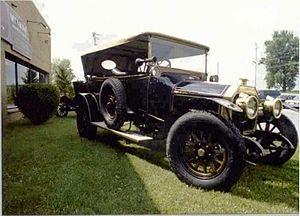 Rochet-Schneider - 1914 Rochet-Schneider