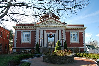Rockland, Massachusetts - Rockland Memorial Library