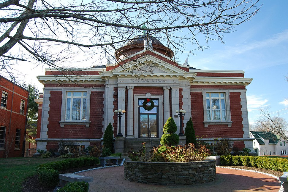 Rockland Library