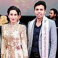Rohit Kalia with Karisma Kapoor.jpg