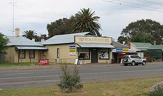 Rokewood, Victoria Town in Victoria, Australia