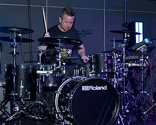 Roland V-Drums Brand of electronic drums