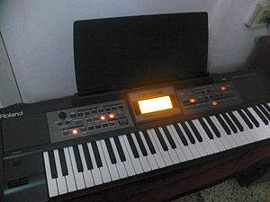 Roland Corporation - Roland E09 keyboard