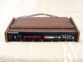 Ace Tone - Roland Rhythm 77  (based on FR-7L)
