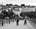 Rollerblading by Bangor marina - geograph.org.uk - 833453.jpg