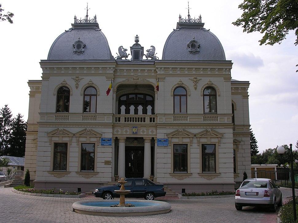 Romania Campina city hall