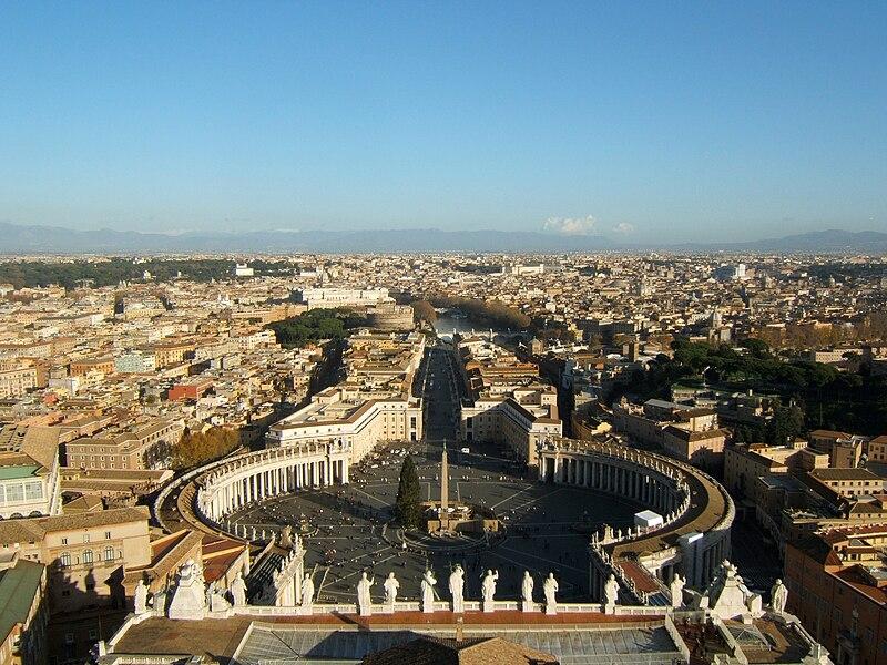 Flyg till Rom - en magisk stad