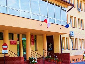 Ropczyce - Mayor's Office in Ropczyce