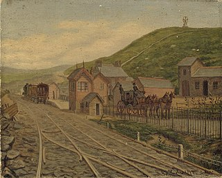 North Pembrokeshire and Fishguard Railway transport company