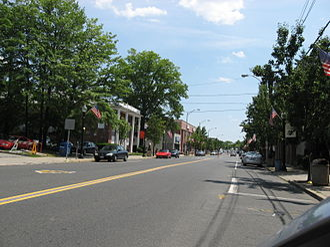 Roselle Park, New Jersey - Chestnut Street