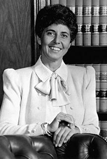Rosemary Barkett American judge