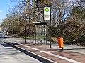 Rostock Beim Pulverturm bus stop 2020-03-22 02.jpg
