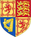 Royal Arms of the United Kingdom (Scotland) (Variant 1).svg