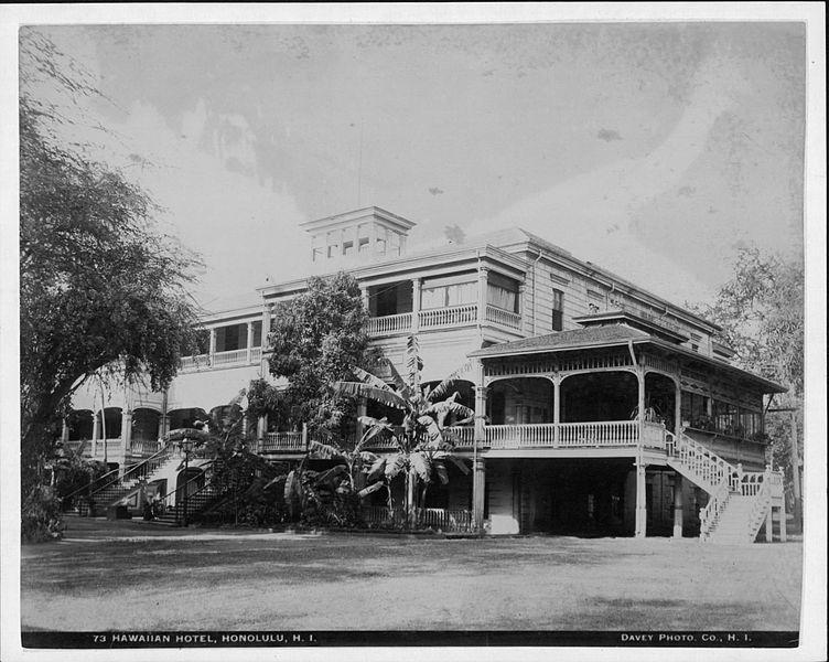 Hawaiian Hotel San Diego