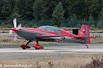 Royal Jordanian Falcons Extra 300 (JY-RFB) at Kleine Brogel Air Base.jpg