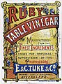 Ruby Table Vinegar label (8734617312).jpg