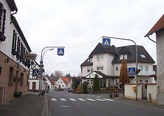 Rüdesheim an der Nahe - Rüdesheim an der Nahe in November 2007