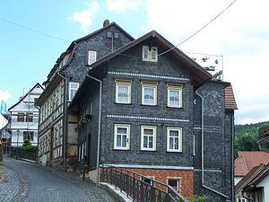 Friedrich Lux - Friedrich Lux's birthplace in Ruhla