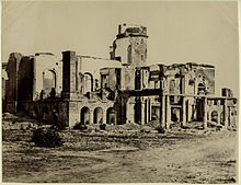 Ruins of Residency Lucknow - 1880's.jpg