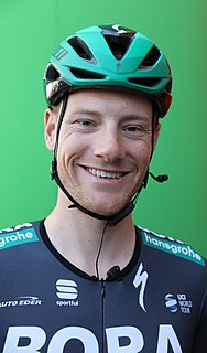 Sam Bennett (cyclist) Irish racing cyclist