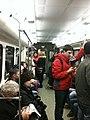 Rusich metro car of Koltsevaya line (Метровагон Русич Кольцевой линии) (4316425961).jpg