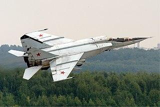 Mikoyan-Gurevich MiG-25 Family of interceptor and reconnaissance aircraft
