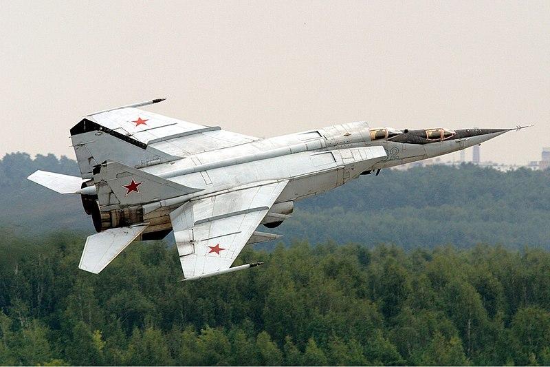 File:Russian Air Force MiG-25.jpg