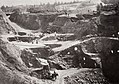 Russischer Photograph um 1894 - Frühe Industrieaufnahme des Kupferbergwerkes der Fabrik Syiserskaja. Slatoust bei Samara (Zeno Fotografie).jpg