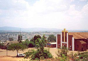 Sainte-Famille Church - Sainte Famille, a site of genocide