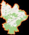 Rymań (gmina) location map.png