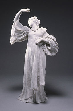 Sèvres Porcelain Manufactory - The Dancer - Walters 481736