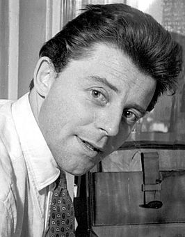 Gérard Philipe in 1955.