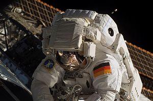 Hans Schlegel - Schlegel in Space