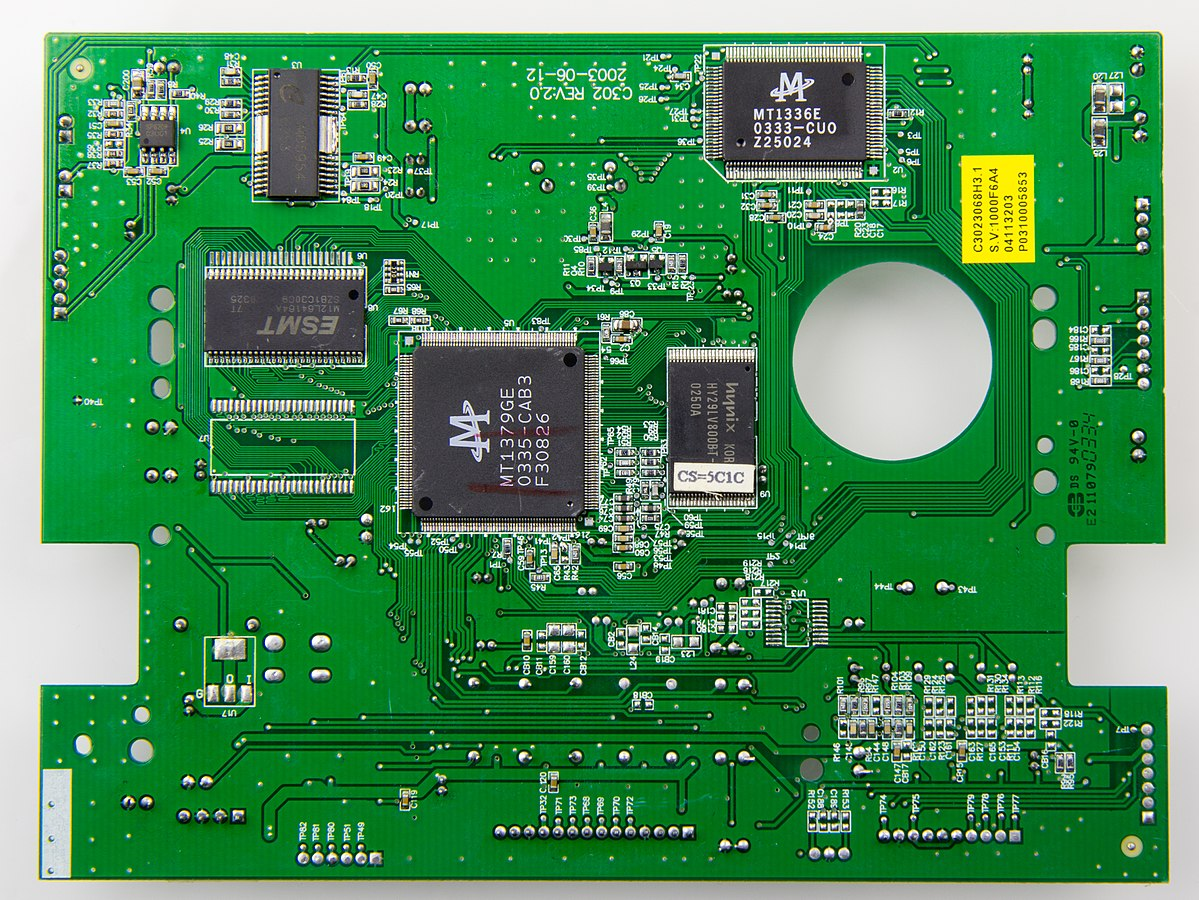 Printed circuit board - Wikipedia