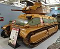 SOMUA S35 in the Bovington Tank Museum (front).jpg