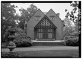 SOUTH END OF HOUSE - Stan Hywet Hall, 714 North Portage Path, Akron, Summit County, OH HABS OHIO,77-AKRO,5-33.tif