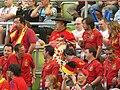 SPA-ITA Euro 2012 Manolo el del bombo.JPG