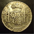 SPANISH PIECE OF EIGHT, CARLOS IV MEXICO MINT 1805 -8 REALES a - Flickr - woody1778a.jpg